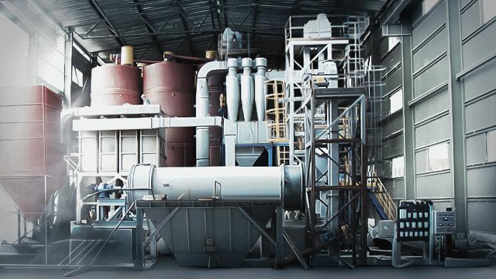 Линии производства цемента
