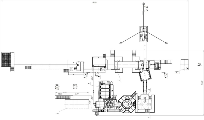 mineral powder production lines